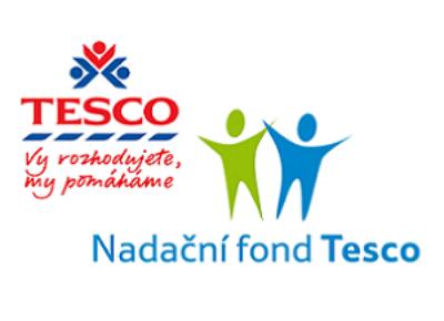Podpořil nás Nadační fond Tesco