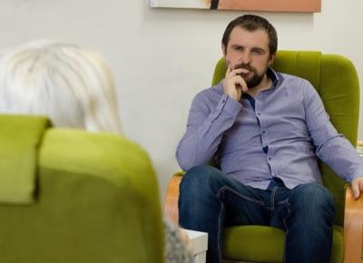 Motivační zamyšlení Milana Štorka, terapeuta Krizového centra
