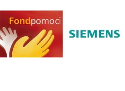 Podpořil nás Siemens Fond pomoci