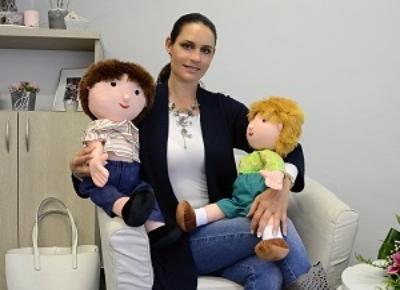 Anatomické panenky od Terezie Dobrovolné